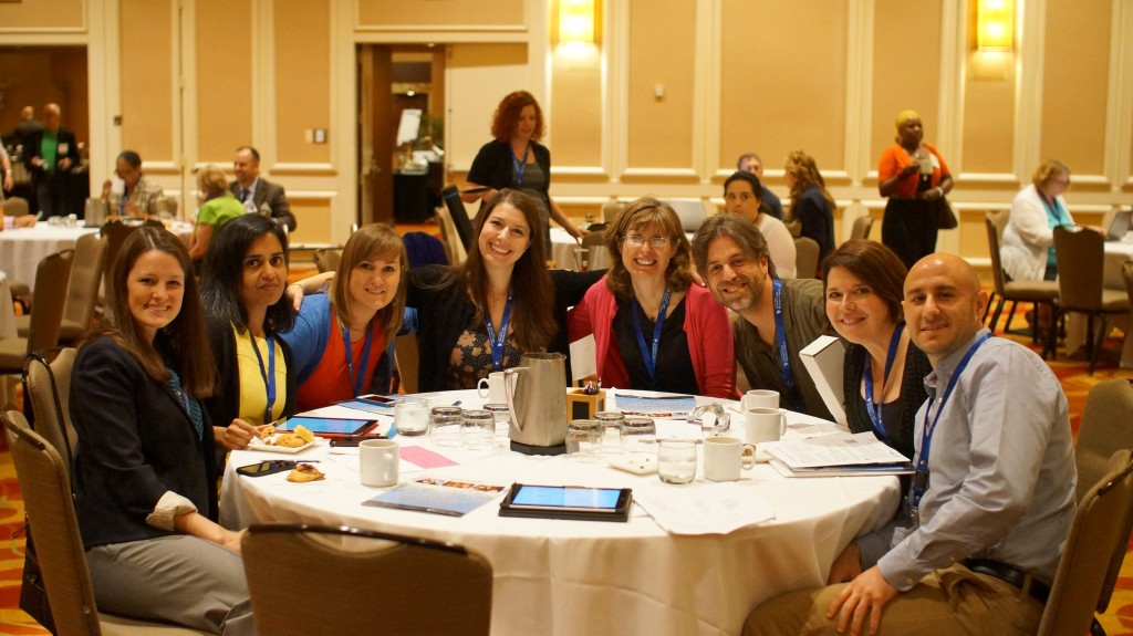 MAPPR at the 2014 NAPCRG conference